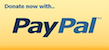 与PayPal捐赠