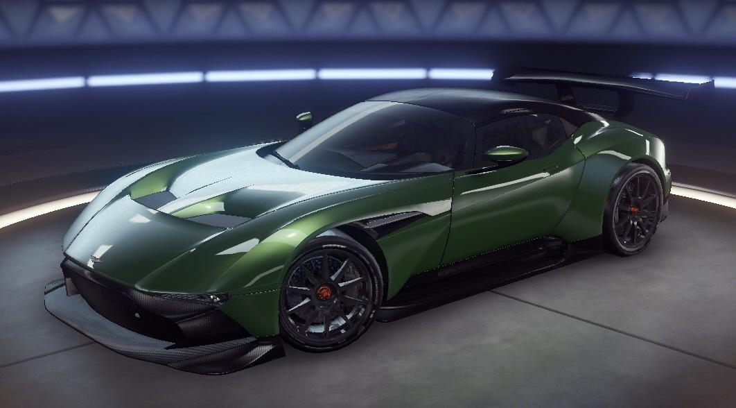 Aston Martin Vulcan Asphalt 9 Legends Database