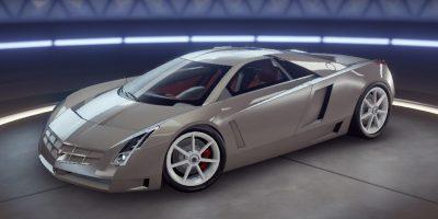 Evento esclusivo: Cadillac Cien Concept