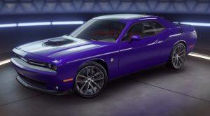 Dodge Challenger 392 Hemi Scat-Pack