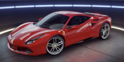 Car Hunt Ferrari 488 GTB