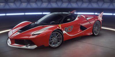Ferrari FXX K Event