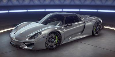 Porsche 918 Spyder Unleashed