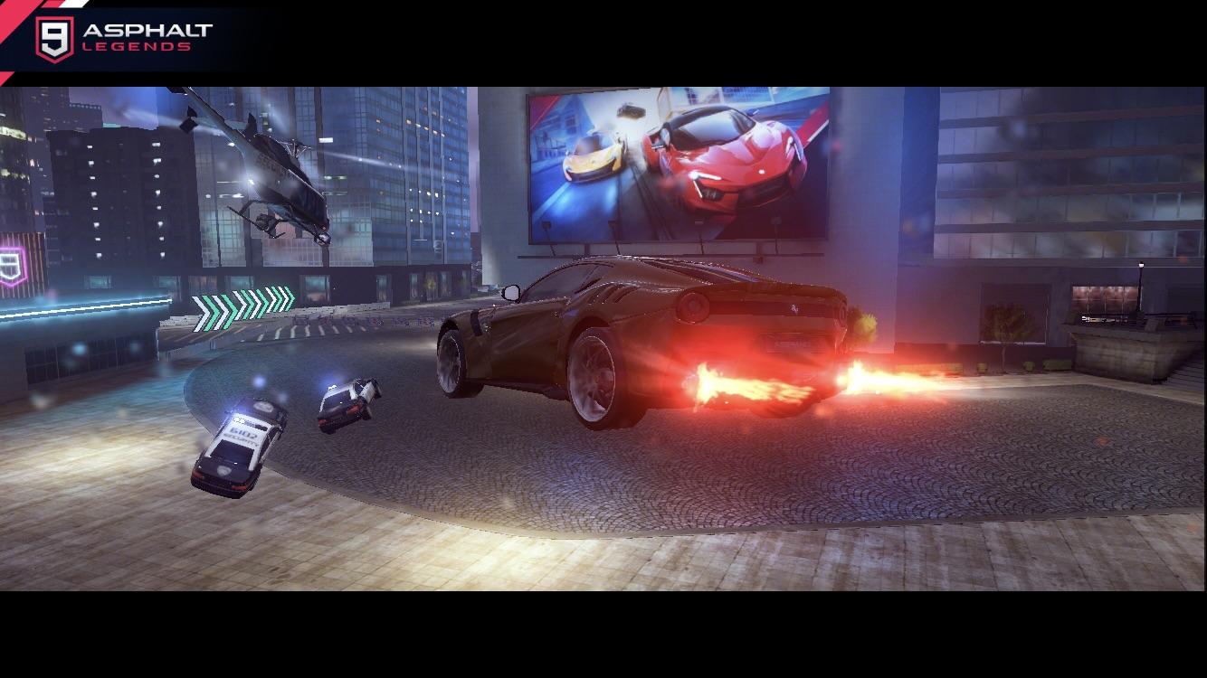 Lamborghini Huracan Evo Spyder Asphalt 9 Legends Database