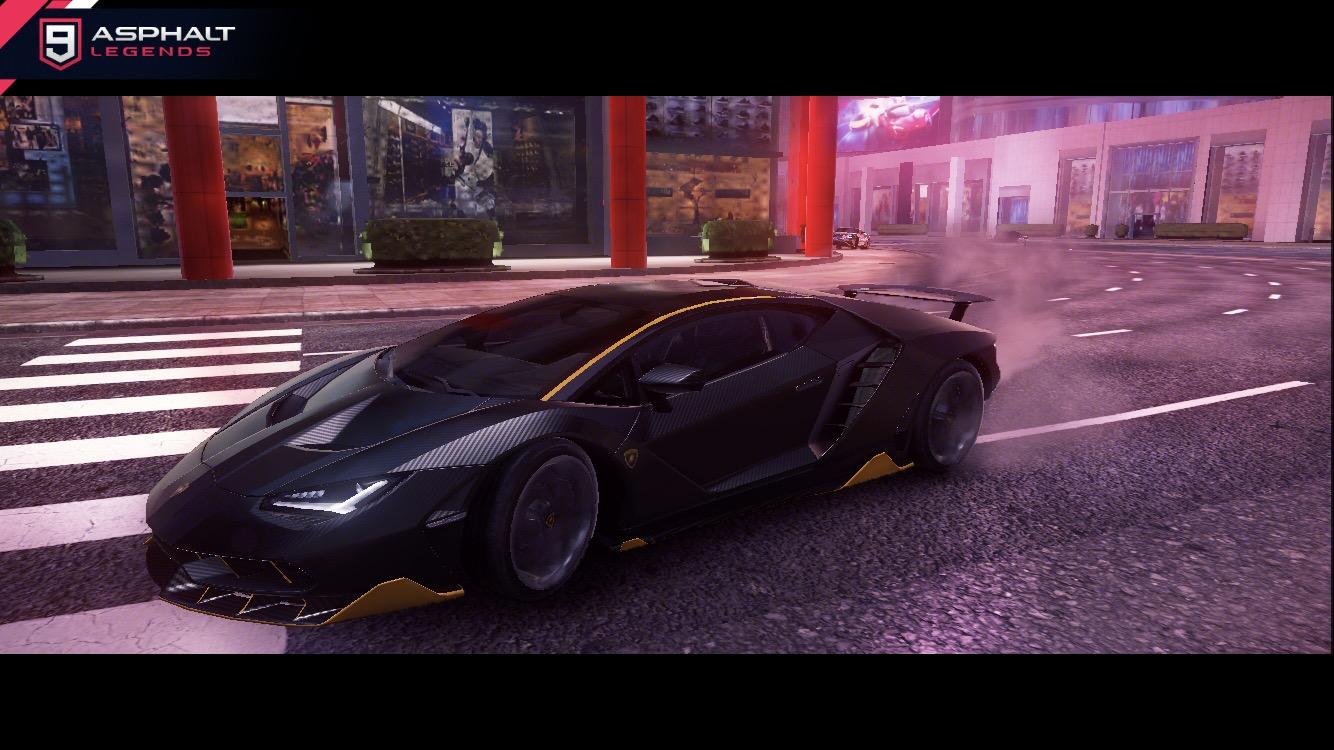 Lamborghini Centenario In Asphalt 8 Lamborghini Models
