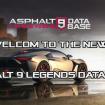 Welcome to the new Asphalt 9 Legends Database