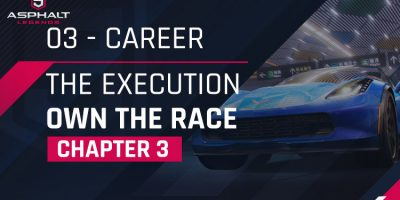 Chapter 3 – The Execution – Own the Race