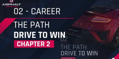 Chapter 2 – The Path – Drive to Win