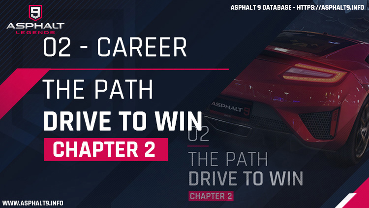 career the path drive to win chapter 2