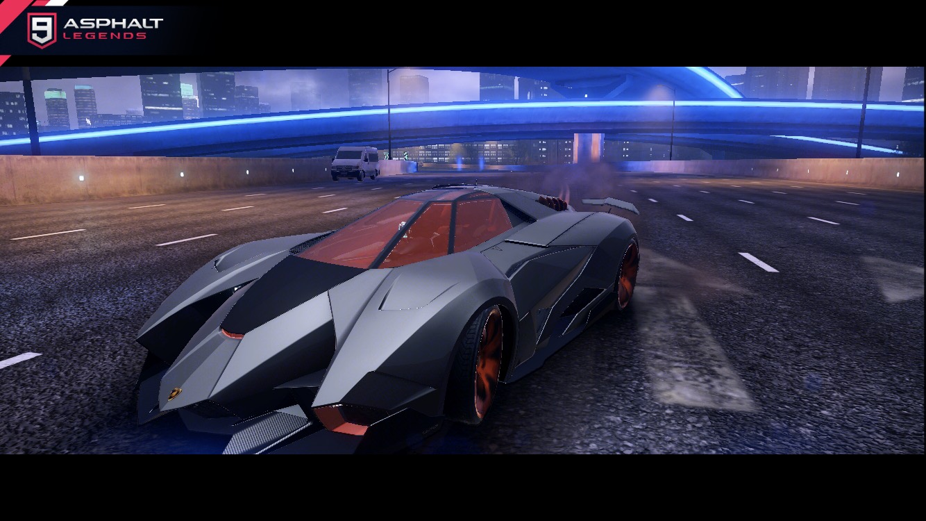 Lamborghini Egoista Asphalt 9 Legends Database