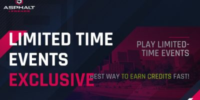 Encore Limited Time Events