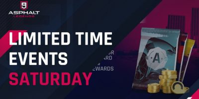 Limited Time Events Saturday