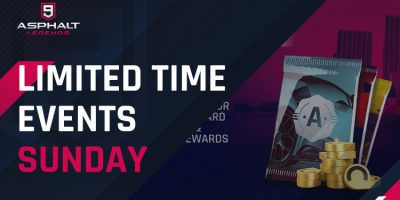Limited Time Events Sunday