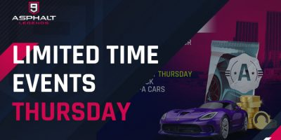 Limited Time Events Thursday