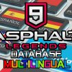 Asphalt 9 Database will be Multilingual soon