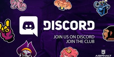 Officiel Asphalt 9 Legends Serveur Discord!