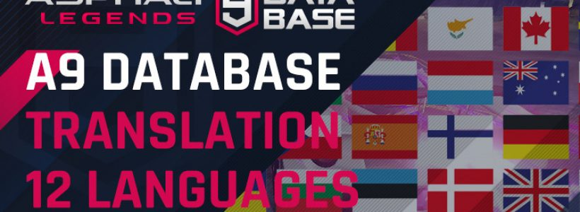 A9 Database Translation