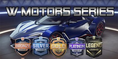 W Motors Multiplayer Series est en direct!