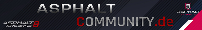 Deutsch Asphalt Community Banner