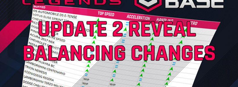 تحديث 2 reval: موازنة التغييرات