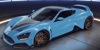 Zenvo TS1 GT Anniversary