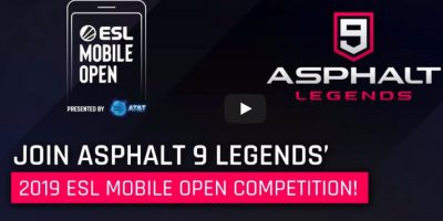 CONCURSO 2019 ESL MOBILE OPEN