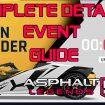 Lamborghini Huracan Evo Spyder Guide de l'événement spécial
