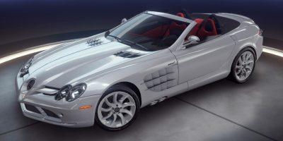 梅赛德斯 - 奔驰SLR迈凯轮
