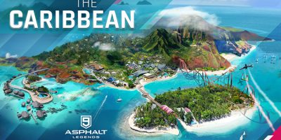 New Location – The Caribbean