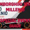 Lamborghini Terzo Millenio Guida agli eventi speciali