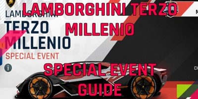 Lamborghini Terzo Millenio特別イベントガイド