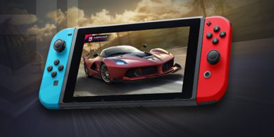 ASPHALT 9 LEGENDS即将推出NINTENDO SWITCH™!