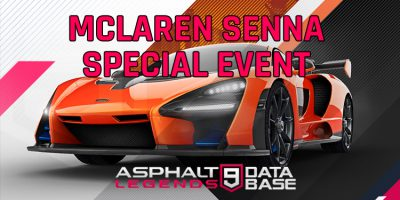 McLaren Senna Acara Khusus - RAJA OF THE FALL Event 1