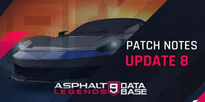 Update 8 – Whats New & Patch Notes
